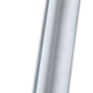 BINARIO 6052NY CON ALETTA PVC MTL 6